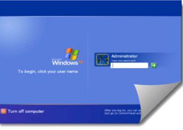 windows sin contraseña